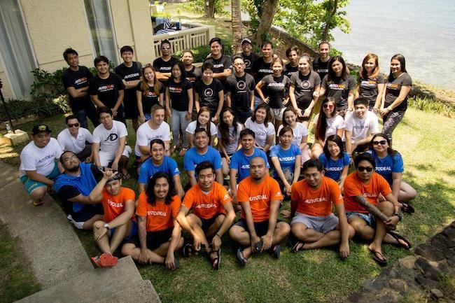 AutoDeal.com.ph raises $3.1 Million in funding from Frontier Digital Ventures.