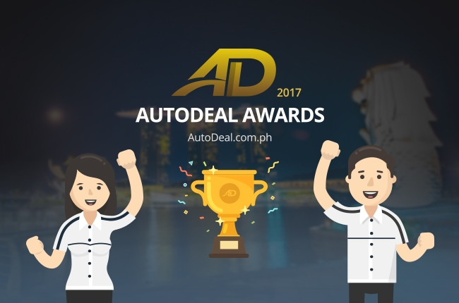 A Trip to Singapore is up for grabs for the AutoDeal Sales Agent of the Year