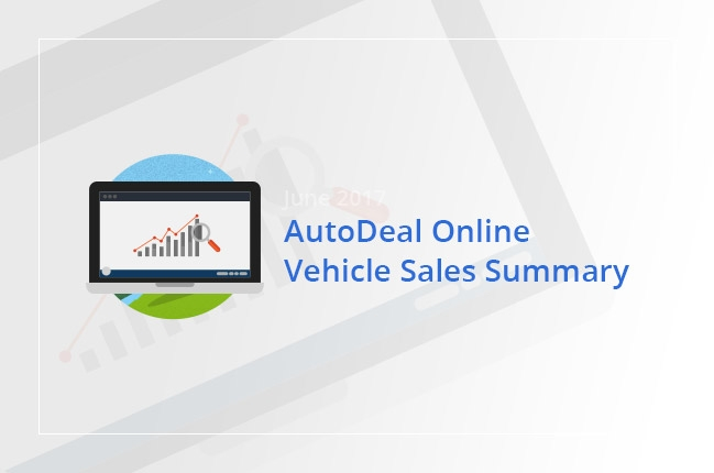 Philippine Online Vehicle Sales Summary - June 2017