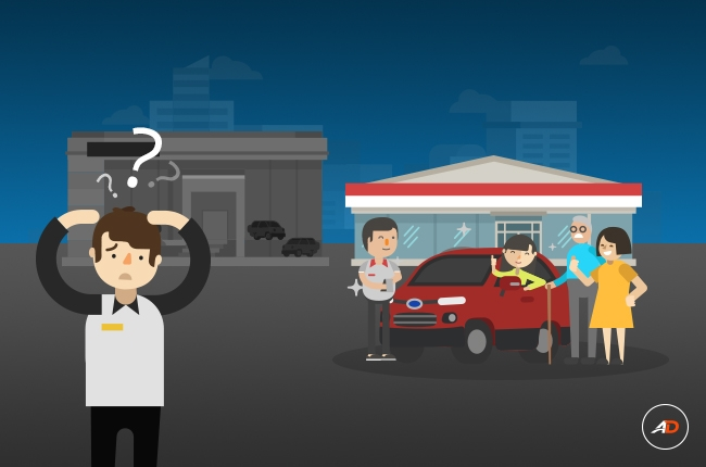 38% of Car Buyers who you think are buying from you, are not.