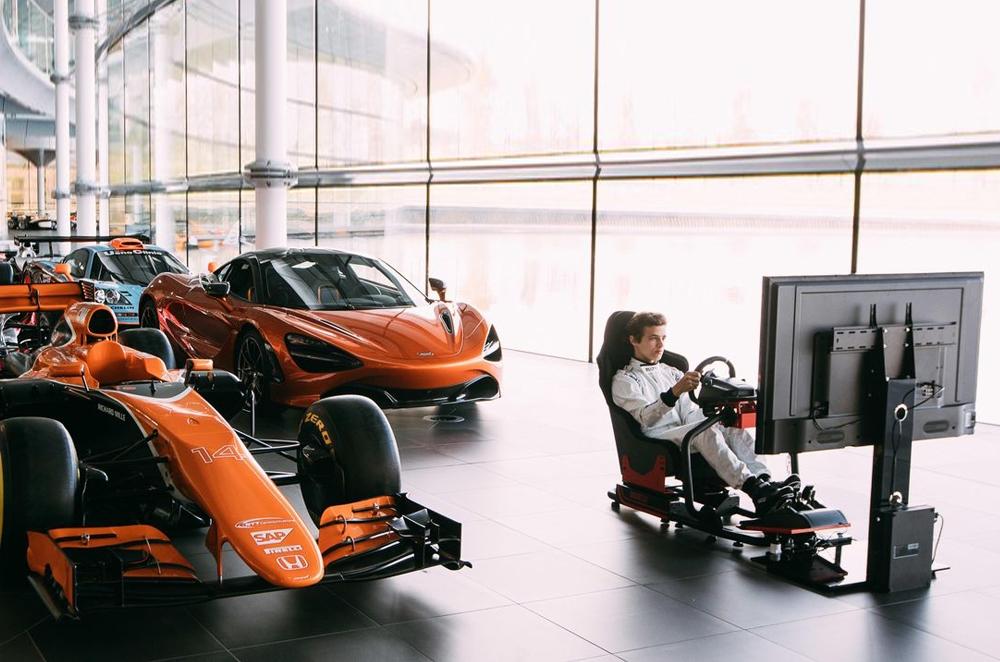 Formula 1 launches eSports racing series