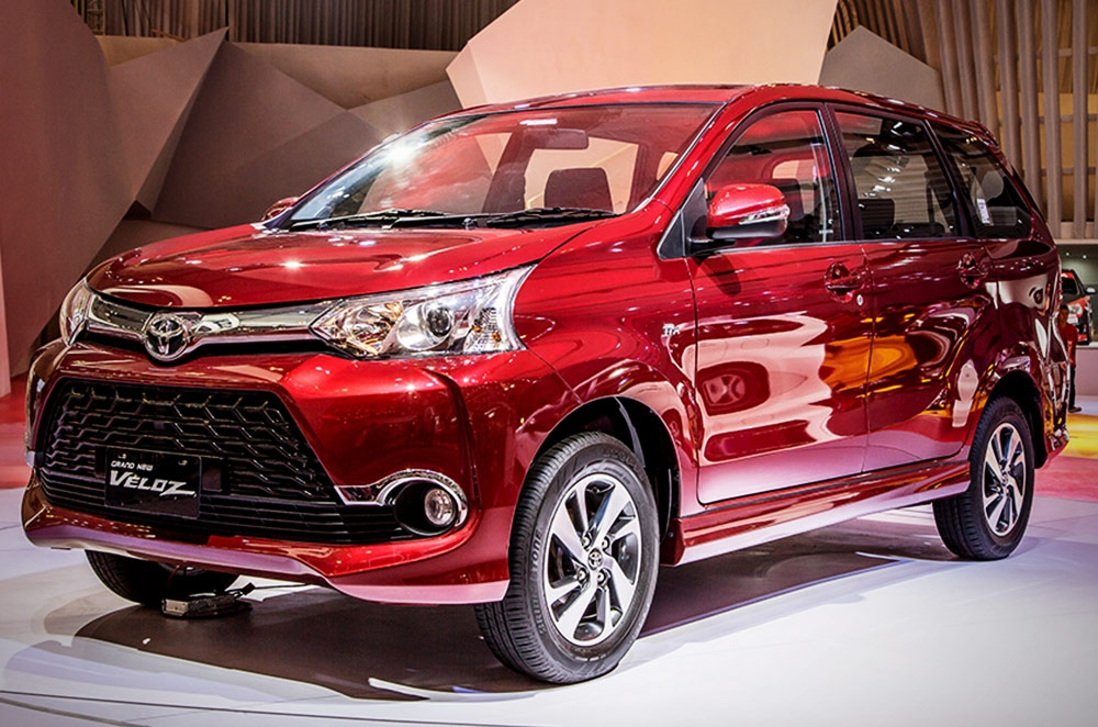 Toyota Ph Introduces 2018 Avanza Veloz Autodeal