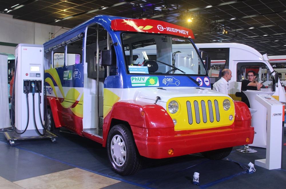 Centro Unveils 7 Prototypes Of Modern Jeepney Autodeal