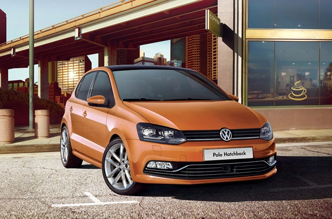 The Volkswagen Polo Hatchback could be your first German car