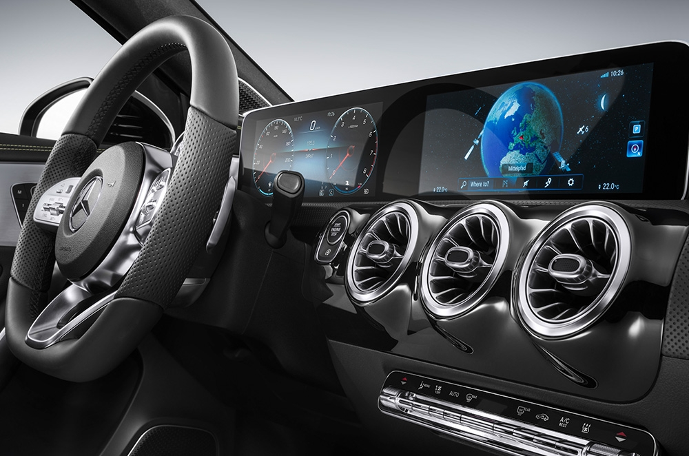 CES 2018: Mercedes-Benz to introduce new infotainment system