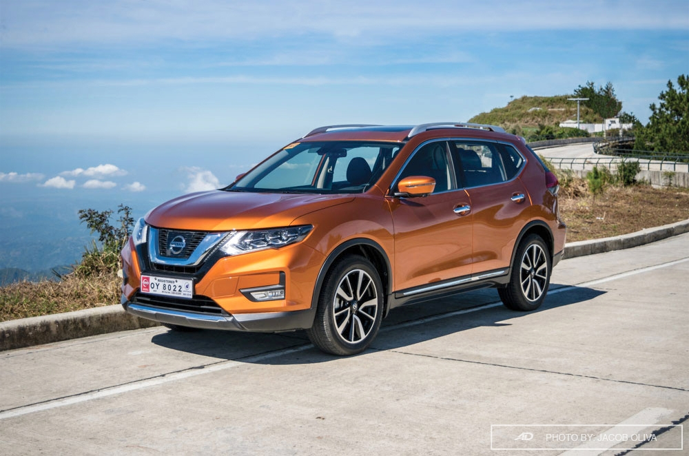 nissan x trail 2018 philippines price specs autodeal. Black Bedroom Furniture Sets. Home Design Ideas