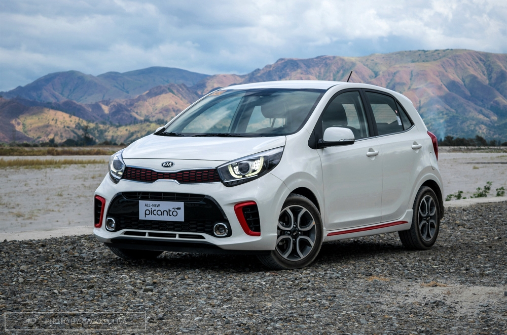 kia picanto 2019 philippines price specs autodeal. Black Bedroom Furniture Sets. Home Design Ideas