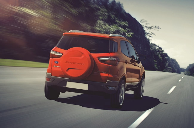 Ford PH gives free first month amortization when you buy an EcoSport