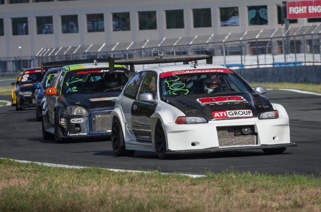 Petron FlatOut Race Series round 2 features intensity from 151 entries