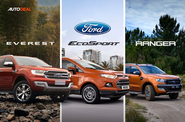 How much do you need to maintain your Ford