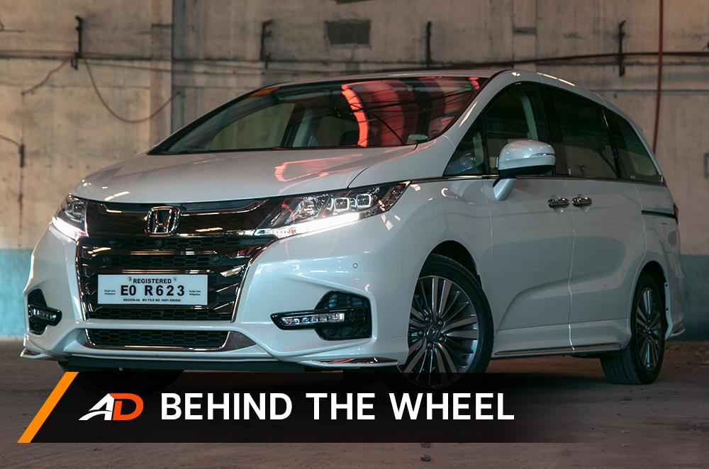 2018 Honda Odyssey Ex V Navi Review Behind The Wheel Autodeal