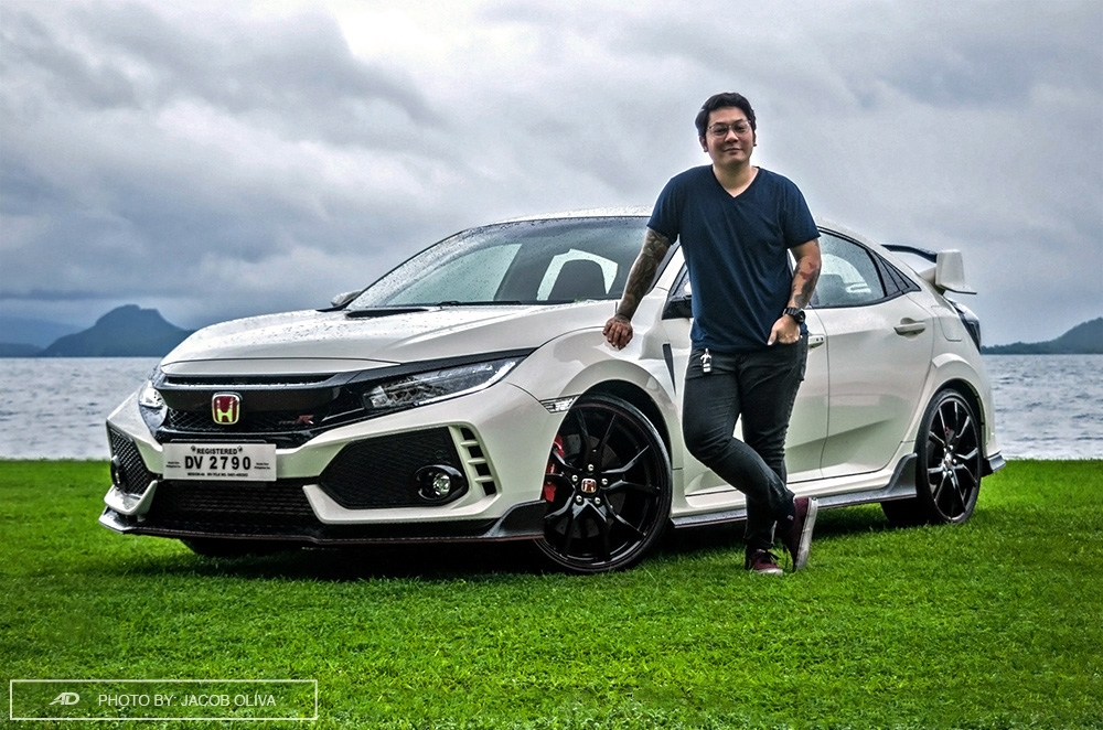 honda civic type r review philippines