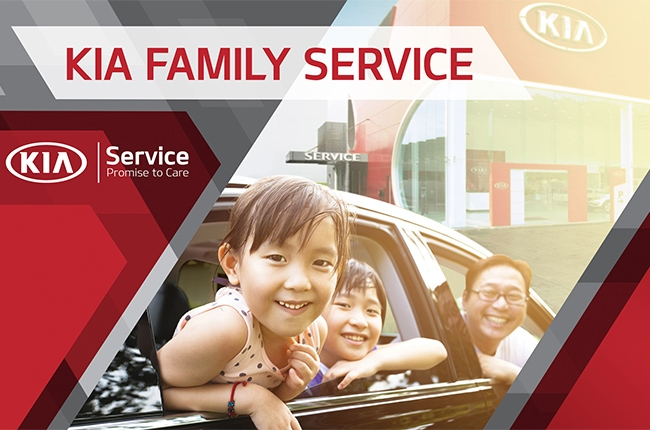 Watch out for Kia Family Service Roadshow in Dumaguete this July