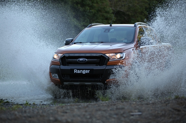 Ford Ranger records best-ever H1 sales in Asia-Pacific