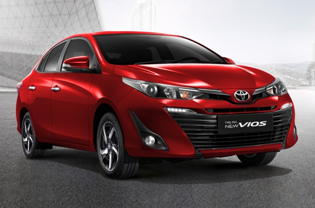 Toyota PH launches 2019 Vios with all-new Prime variant