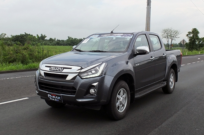 This is how we witness the 2018 Isuzu D-Max RZ4E's fuel efficiency
