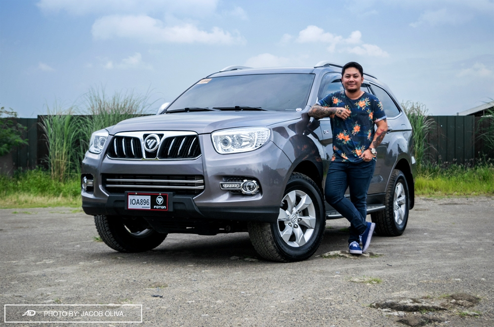 foton toplander review philippines