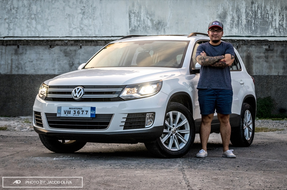 volkswagen tiguan review philippines