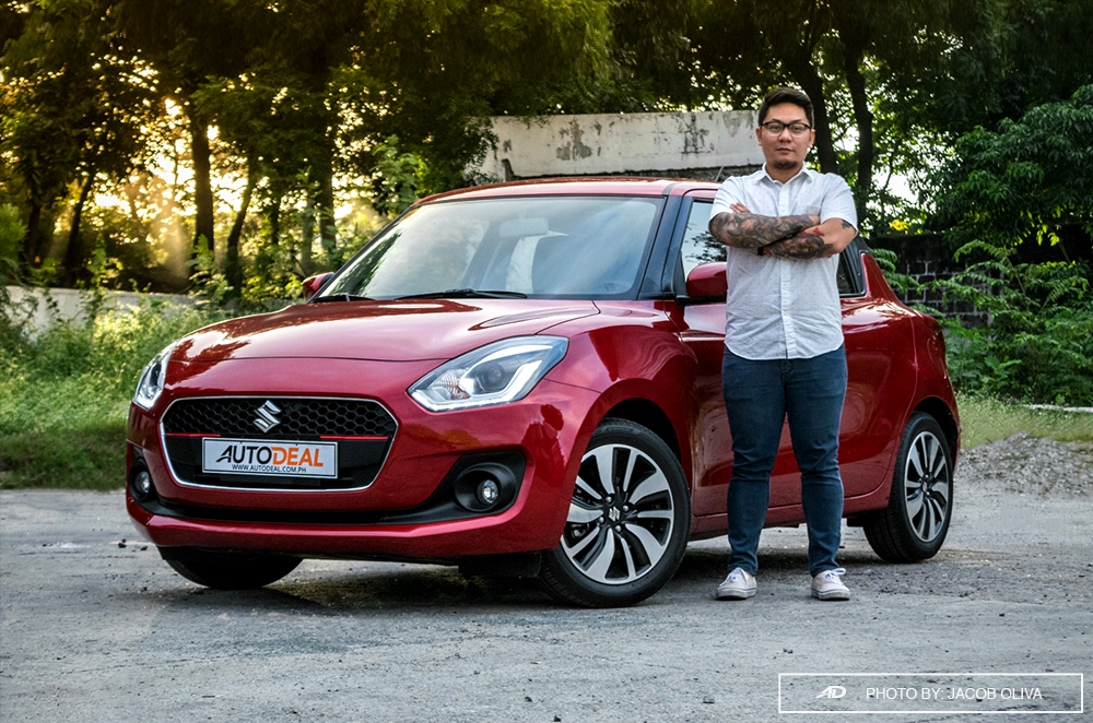 suzuki swift review philippines