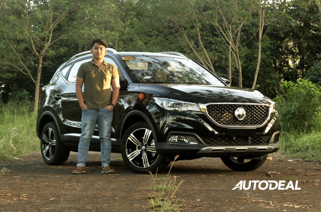 2018 MG ZS Alpha AT Review