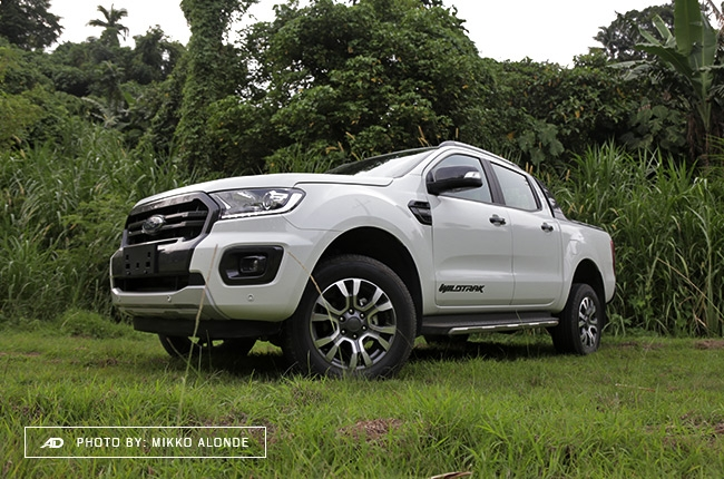 2019 Ford Ranger Wildtrak 2.0 4x2 AT Review