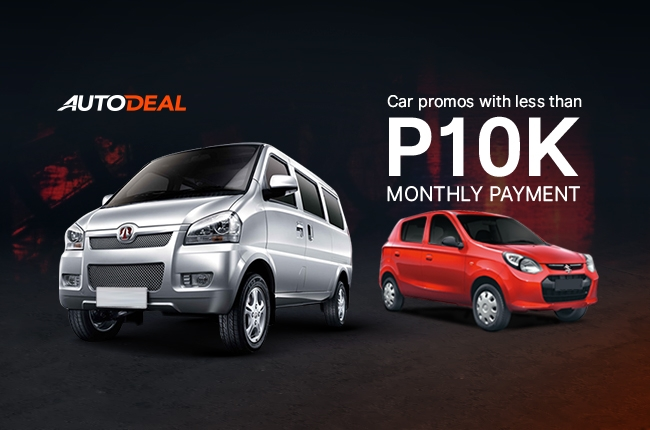 Best cars for less than P10,000 a month