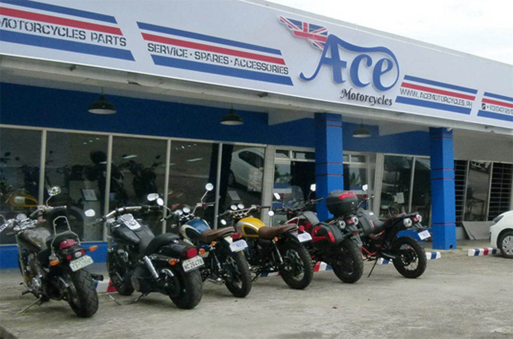 Ace Motorcycles Philippines closes with promises to honor warranties