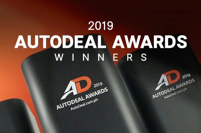 Mazda, Chevrolet, Nissan, and Ford win big in AutoDeal Awards 2019