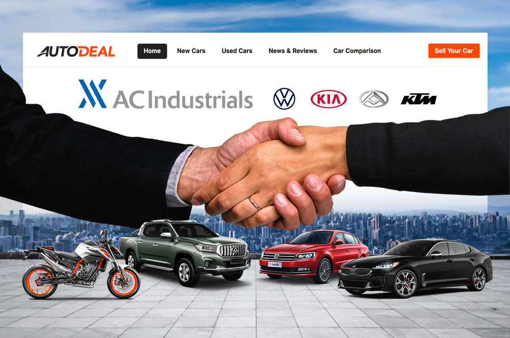 AC Motors extends partnership with AutoDeal