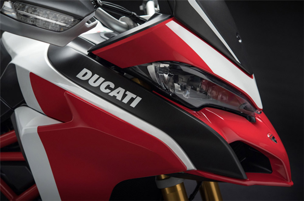 The 2021 Ducati Multistrada will get the new V4 engine