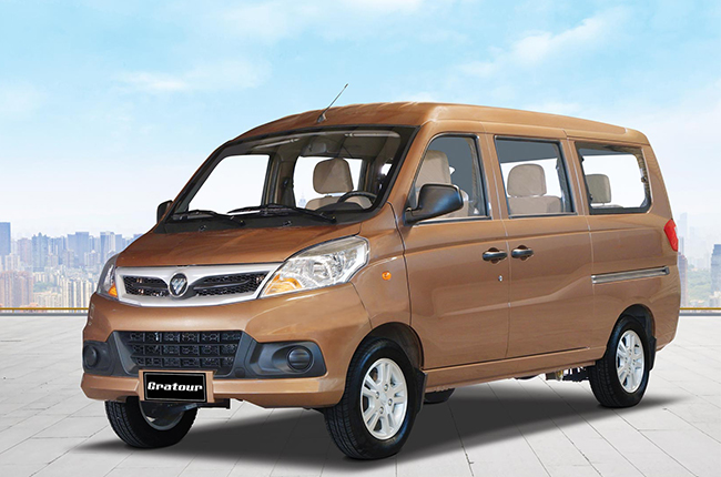 2019 Foton Gratour refreshed with bigger, more powerful engine