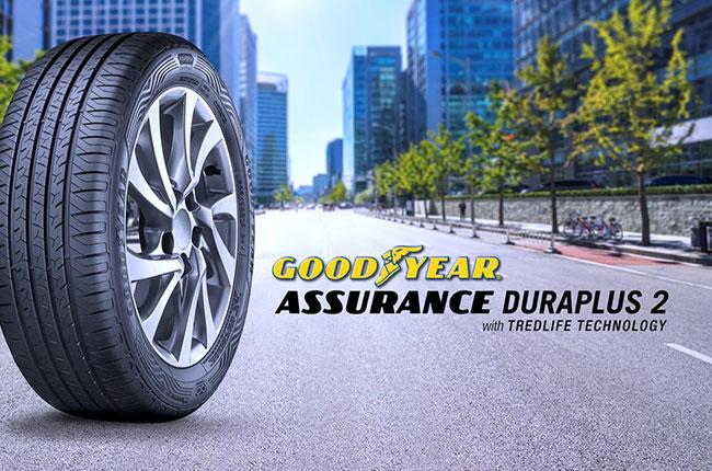 Goodyear PH debuts the Assurance DuraPlus 2