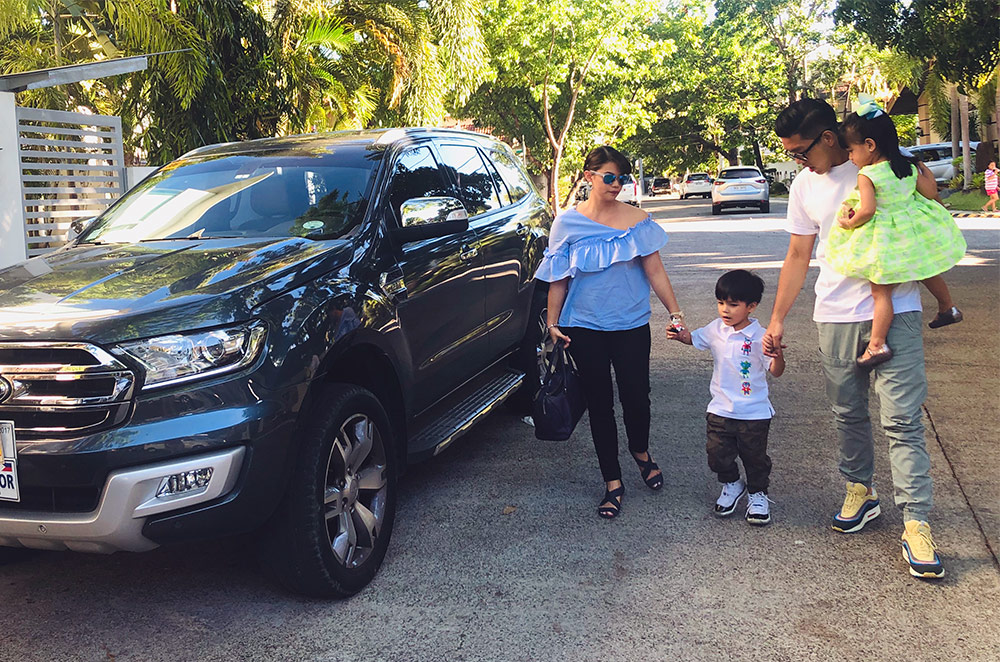 Here's why the Ford Everest is perfect for fathers