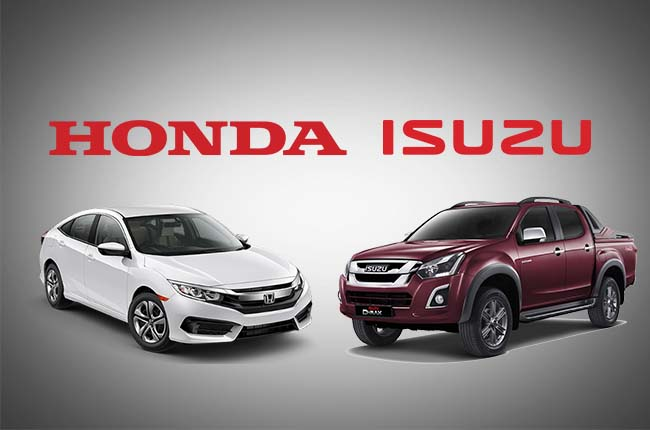 Honda, Isuzu to collaborate for future fuel-celled commercial vehicles
