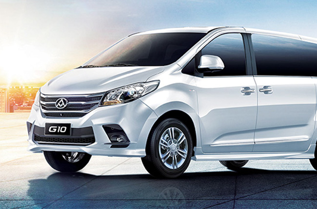 Maxus Philippines and BPI make buying a van much easier
