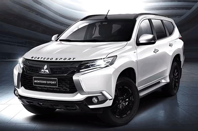2020 Mitsubishi Montero Limited Price, Specs, Redesign, And Engines >> Mitsubishi Montero Sport Black Series Will Win You Over Most Likely