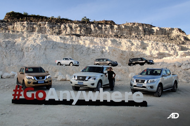 Nissan Go Anywhere Siquijor