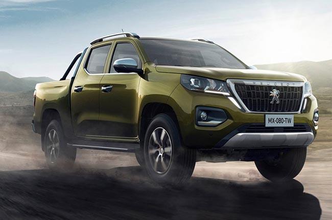 2020 Peugeot Landtrek is ready to take on the pickup truck segment
