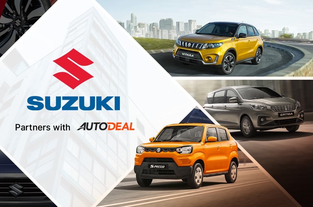 Suzuki expands its digital footprint with AutoDeal