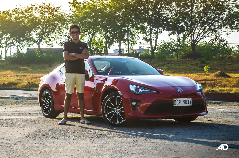 Toyota 86 MT Review