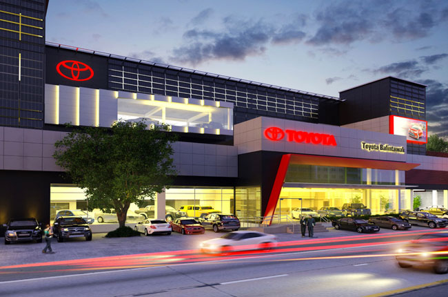 Which Toyota Dealers received the best sales feedback from AutoDeal car buyers in 2018?