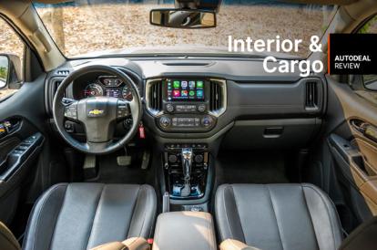 2019 Chevrolet Colorado High Country Storm Interior Cargo Review