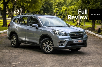2019 Subaru Forester Review | Autodeal Philippines
