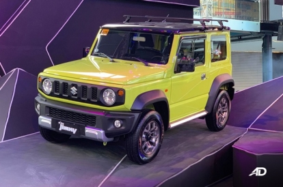 2020 Suzuki Jimny: News, Design, Release >> 2019 Suzuki Jimny Makes Philippine Debut Starts At P975k