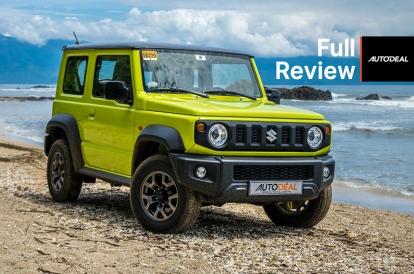 2019 Suzuki Jimny Review | Autodeal Philippines