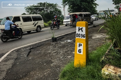 What do the kilometer markers mean? | Autodeal