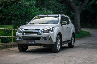 Review: 2018 Isuzu mu-X 3 0 LS-A 4x2 AT Blue Power