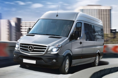 Ride Like A Boss With Mercedes Benz S Sprinter Luxury Coach Van Autodeal