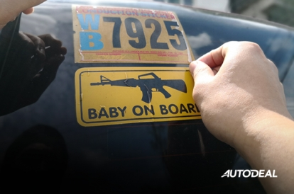 How To Remove Stickers From Car Window >> How To Remove Nasty Sticker Stains From Your Car S