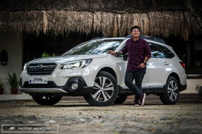 Review: 2018 Subaru Outback 3 6R-S CVT with EyeSight